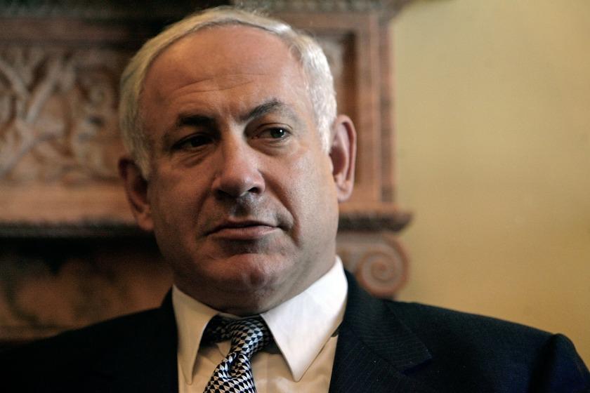 Hillary Clinton And Benjamin Netanyahu Meet In Washington